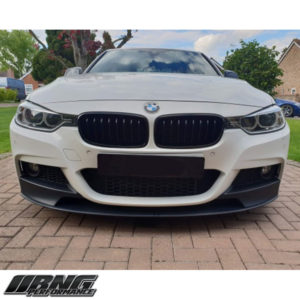 BMW 3 SERIES F30/F31 FRONT SPLITTER