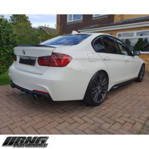 BMW 3 SERIES F30 M PERFORMANCE STYLE KIT WITH GRILLS 'GRADE 1'