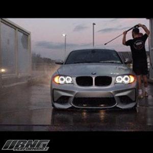 BMW 1 SERIES E8x M2 STYLE BUMPER