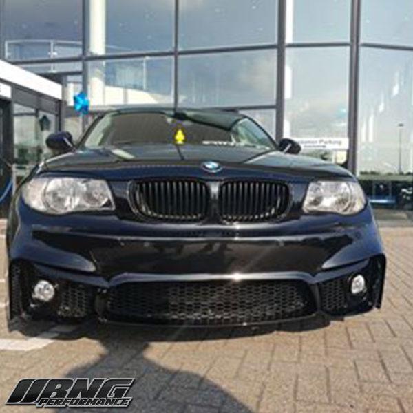 BMW 1 SERIES E8x M4 STYLE BUMPER