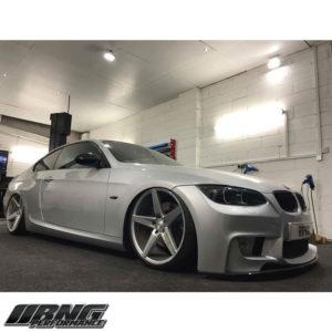 BMW 3 SERIES E92 E93 1M STYLE BUMPER