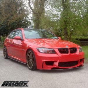 BMW 3 SERIES E90 E91 1M STYLE FRONT BUMPER
