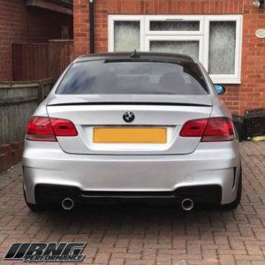 BMW 3 SERIES E92 1M REAR BUMPER