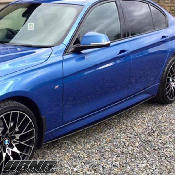 BMW 3 SERIES F30 F31 SKIRT EXTENSIONS