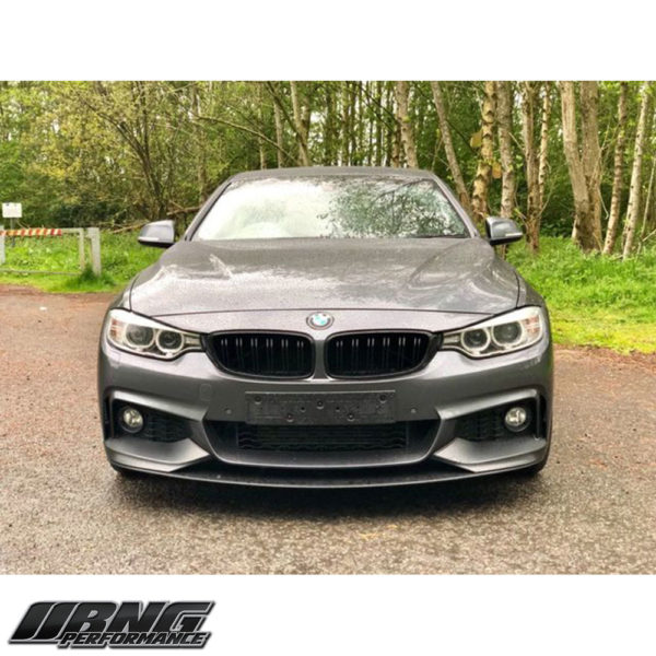 BMW 4 SERIES F32 F33 F36 FRONT SPLITTER