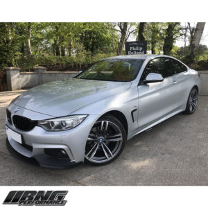 BMW 4 SERIES F32 M PERFORMANCE STYLE KIT GRADE 1