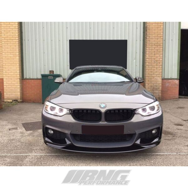 GLOSS GRADE 2 BMW 4 SERIES F32 PERFORMANCE STYLE KIT + GRILLS