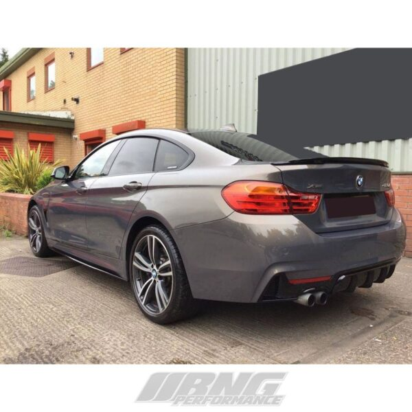 GLOSS GRADE 2 BMW 4 SERIES F32/F33/F36 PERFORMANCE STYLE KIT