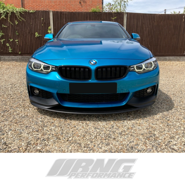 MATTE GRADE 2 BMW 4 SERIES F36 PERFORMANCE STYLE KIT + GRILLS