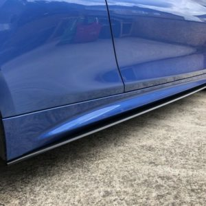 BMW 4 SERIES SIDE SKIRT EXTENSIONS