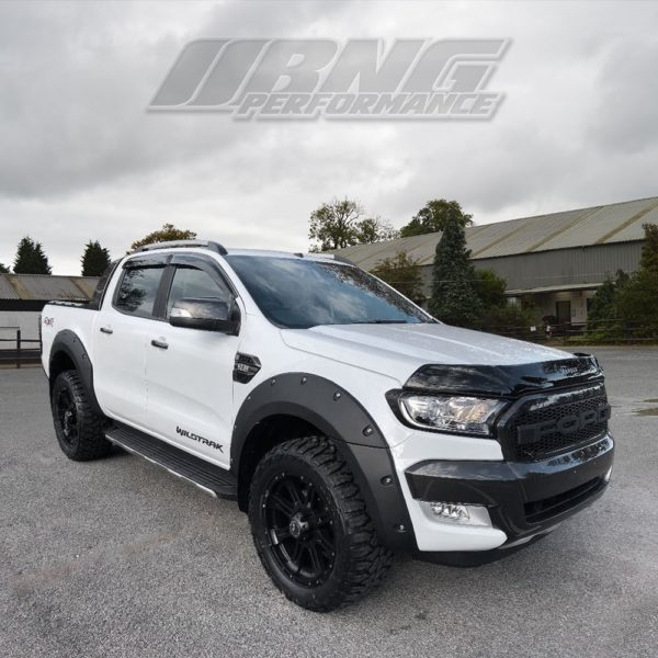 FORD RANGER WIDE ARCH KIT CARBON LOOK
