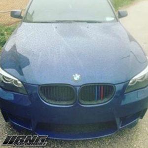 BMW 5 SERIES E60 E61 1M STYLE BUMPER