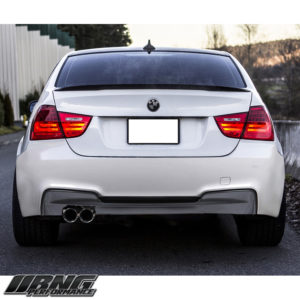 BMW 3 SERIES E90 1M STYLE REAR