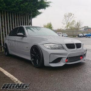 BMW 3 SERIES E90 E91 M2 STYLE BUMPER