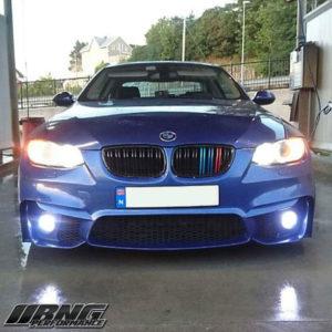 BMW 3 SERIES E92 E93 M4 FRONT BUMPER