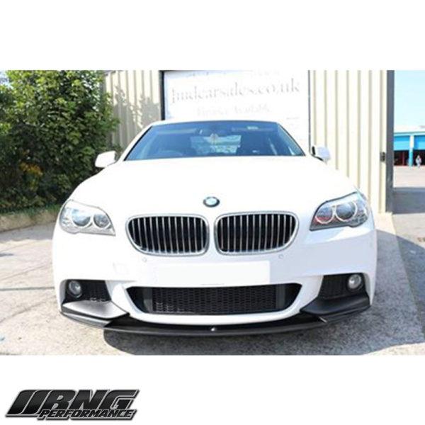 BMW 5 SERIES F10 F11 PERFORMANCE STYLE SPLITTER