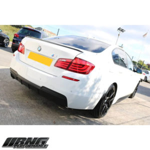 BMW 5 SERIES F10 F11 TWIN DIFFUSER