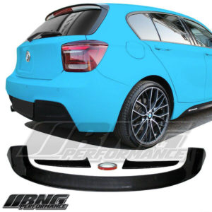 BMW 1 SERIES F20 F21 REAR ROOF SPOILER 3PC