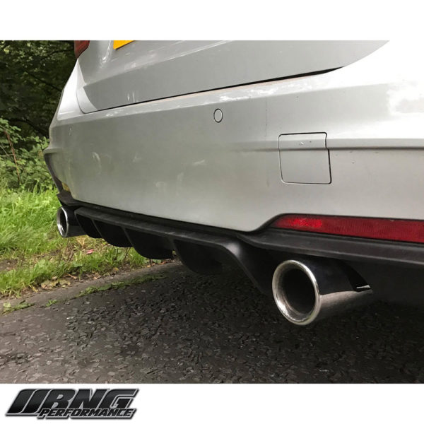 BMW 3 SERIES F30 F31 DUAL DIFFUSER