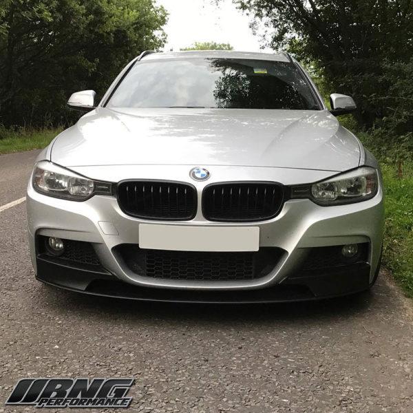 BMW 3 SERIES F30/F31 FRONT SPLITTER