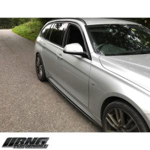 BMW 3 SERIES F30 F31 SKIRT EXTENSIONS