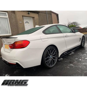 BMW 4 SERIES F32 M PERFORMANCE STYLE KIT