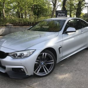 BMW 4 SERIES F33 M PERFORMANCE STYLE KIT GRADE 1