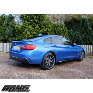 BMW F36 REAR BOOT SPOILER