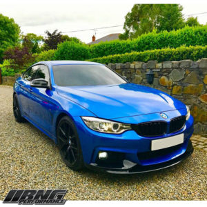 BMW 4 SERIES F36 M PERFORMANCE STYLE KIT