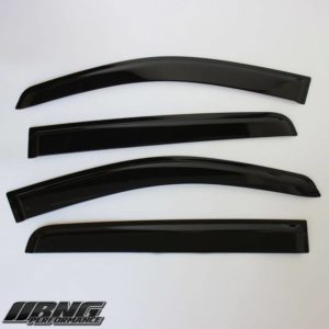 FORD RANGER T7 WIND DEFLECTORS