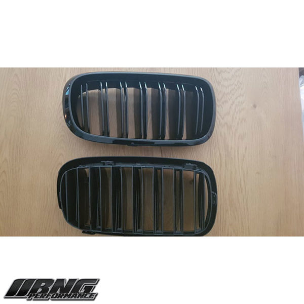 BMW X5 DUAL SLATT GRILLS