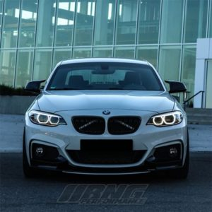 BMW 2 SERIES F22 F23 FRONT SPLITTER