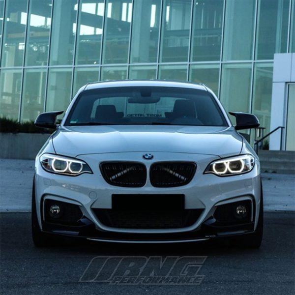 BMW 2 SERIES F22 F23 FRONT SPLITTER