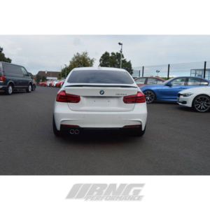 GLOSS GRADE 2 BMW 3 SERIES F30 M PERFORMANCE STYLE WITH BOOT