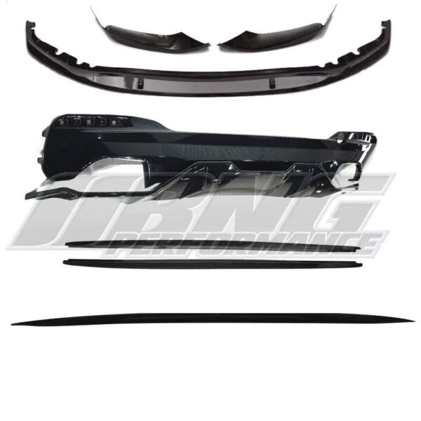GLOSS BMW G30 PERFORMANCE STYLE KIT WITH BOOT